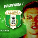 Calcio: Vigor Lamezia ingaggia Niccolò Corticchia