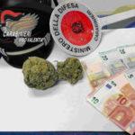 Carabinieri: Spadola, 23enne arrestato per spaccio di droga
