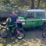 Servizi ciclo montati all'interno del parco nazionale d'Aspromonte