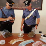Droga: 32enne arrestato dai carabinieri a Mendicino