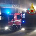 Lamezia: Incendio presso azienda di trattamento rifiuti