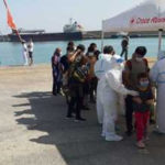 Migranti: ancora uno sbarco a Crotone, arrivati in 66