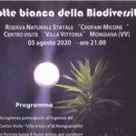 """""""Notte Bianca della Biodiversità"""" a Mongiana"""