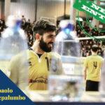 Pierpaolo Piedepalumbo sarà nuovamente palleggiatore Raffaele Lamezia