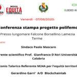 """Lamezia: presentazione progetto """"Polifemo"""""""