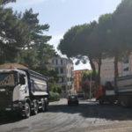 Longo: in corso rifacimento manto stradale zona San Leonardo