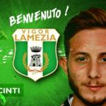 Calcio: Vigor Lamezia ingaggia centrocampista Sante Giacinti