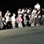 Migranti: nuovo sbarco a Crotone, arrivati in 115