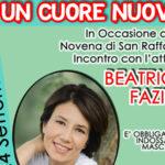 Beatrice Fazi stasera alle 20 nella chiesa di San Raffaele Arcangelo