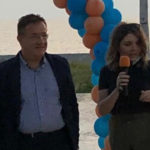 """Marcello Anastasi, ha partecipato alla manifestazione """"Cammina con noi"""""""