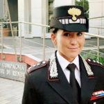 Il capitano Mariachiara Soldano nuovo Comandante compagnia Rende