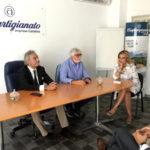 Delegazione Confartigianato Catanzaro incontra il deputato Nicola Carè