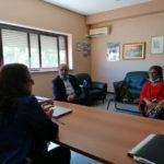 Cosenza: Inizio anno scolastico visita Iacucci a Cariati