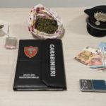Lamezia arresto per detenzione e spaccio di sostanze stupefacenti