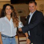 Il nuovo capitano della Vigor Lamezia Women è Erika Linza