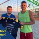 Pallavolo: alla Raffaele Lamezia arriva Michael Palmeri