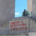 Cosenza: i militanti di CasaPound ripuliscono Monumento ai Caduti