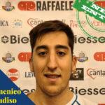 Raffaele Lamezia Pallavolo Domenico Paradiso in gialloblù