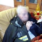 Ritrovato anziano 91enne, affetto da Alzheimer