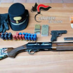 Armi: aveva pistola in garage, un arresto nel Vibonese