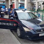 Rocambolesco inseguimento, 29enne arrestato dai carabinieri