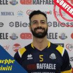 Raffaele Lamezia conferma Giuseppe Citriniti