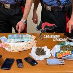 Droga: due arresti operati dai carabinieri a Cropani