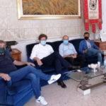Cosenza: il presidente Iacucci incontra il deputato Sapia