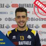 Raffaele Lamezia Pallavolo conferma Stefano Mancuso