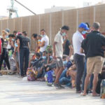 Migranti: sbarcano in 50 in provincia di Reggio Calabria