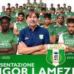 Calcio: domenica la presentazione della Vigor Lamezia