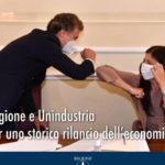 Economia, Calabria prima Regione che firma protocollo con Unindustria