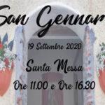Festeggiamenti frazione di San Gennaro del comune di Martirano