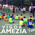 Vigor Lamezia Young, una scuola calcio non convenzionale