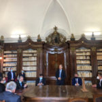 Visita ufficio presidenza al santuario san Francesco di Paola