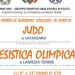 Aperte iscrizioni corsi Fiamme Ore Gruppo Sportivo Polizia