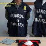 Droga:in auto con cocaina,2 arresti della Guardia di finanza