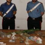 Contrasto allo spaccio di stupefacenti in area sud: due arresti