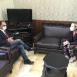 Contratti istituzionali di sviluppo: Abramo ha incontrato Vono