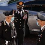 Carabinieri: comandate generale in vista al comando provinciale Cosenza