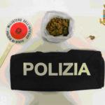 Spaccio di droga: la Polizia di Stato di Catanzaro arresta un pusher