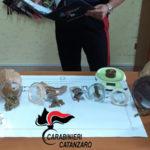 Contrasto allo spaccio di stupefacenti, 2 arresti a Squillace