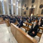 Governo e parlamentari per l'ultimo saluto al presidente Santelli