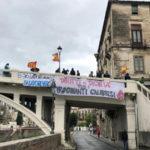 """Giro: protesta tirocinanti a Cosenza, """"diritti e dignità"""""""