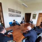 Castrovillari: prevenzione pandenia Lo Polito incontra forze ordine