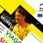 Lamezia concerto di Luigi Morello al Chiostro Caffè Letterario