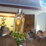 Lamezia, La festa di Santa Teresa di Lisieux a Piano Luppino