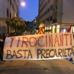 Lavoro:protesta precari a Cosenza,bloccata via centro