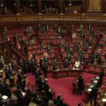 Morte presidente Santelli, minuto di silenzio alla Camera e al Senato