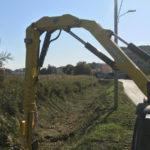 Consorzio Bonifica Catanzaro: continuano i lavori di manutenzione